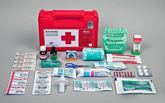 Лекарства, которые должны быть у всех в домашней аптечке