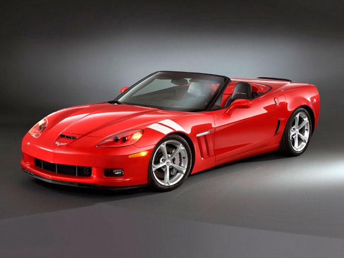Chevrolet Corvette GrandSport