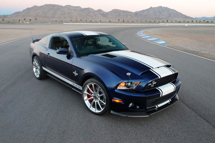 Ford Shelby GT500 SuperSnake