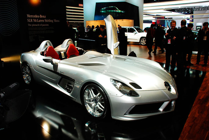 Mercedes-McLaren SLR StirlingMoss