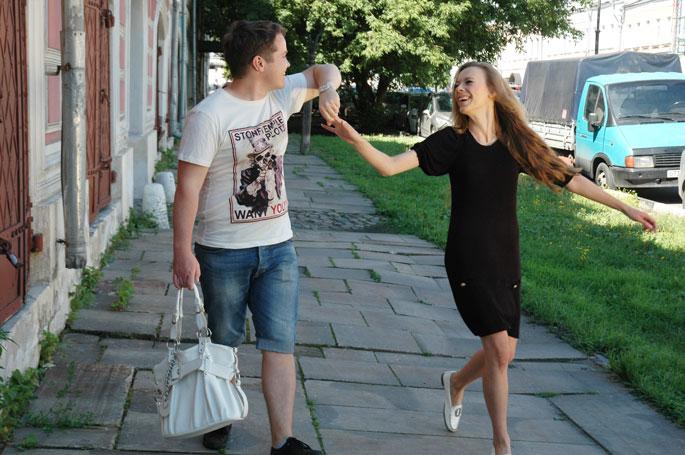 Как погулять с девушкой чтобы ей понравиться