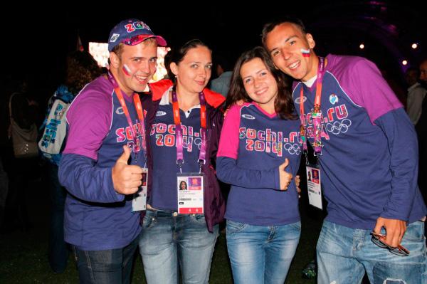 Как бесплатно попасть на олимпиаду Сочи-2014