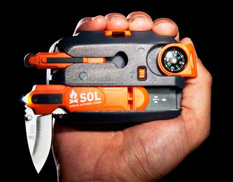 SOL SURVIVAL KIT - инструмент для выживания