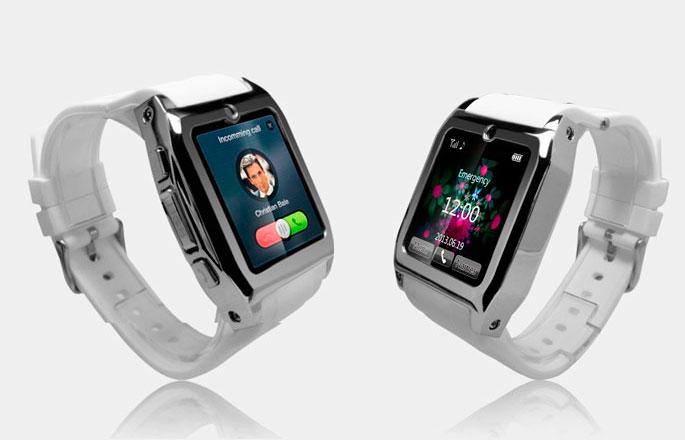 TW530 Connect - часы, мобильный телефон и умные часы в одном корпусе