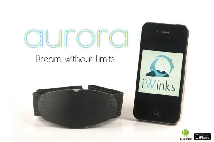 Aurora - мобильный генератор осознанных сновидений