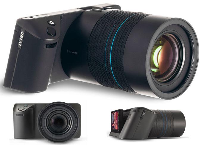 Lytro Illum - фотокамера будущего в продаже уже сегодня